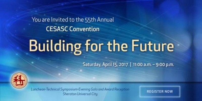 2017 CESASC Convention